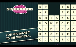 word brain solver solves hard puzzles like the one shown